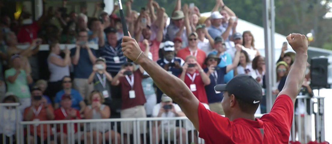 tiger woods bridgestone golf championship